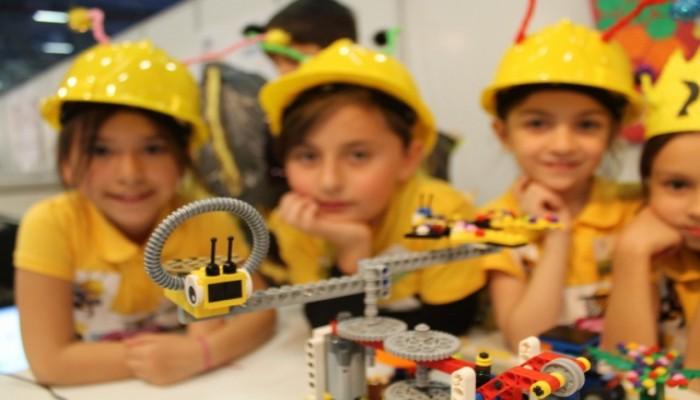 Minik Bilim Kahramanlarından Örnek projeler