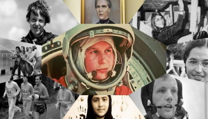 Tarihin akışını değiştirmiş 10 kadın