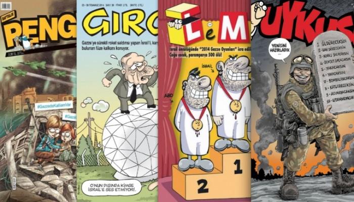 Mizah Dergilerinin Bu Haftaki Kapakları