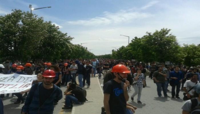 Üniversiteler #Soma İçin Ayakta