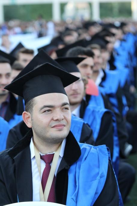 İTÜ 2487 Öğrencisini Geleceğe Uğurladı