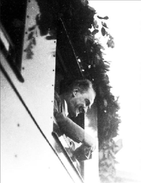 Atatürk o an neredeydi?