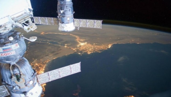 Dünyanın uzaydan çekilen harika fotoğrafları