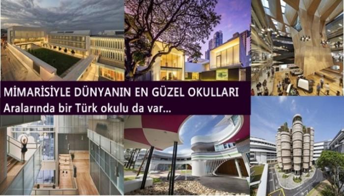 İşte Dünyanın En Güzel Okulları